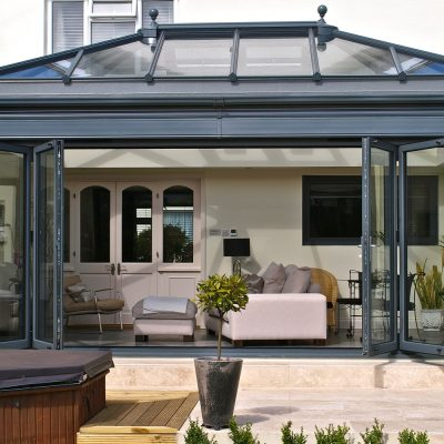 Aluminium Doors Harleston