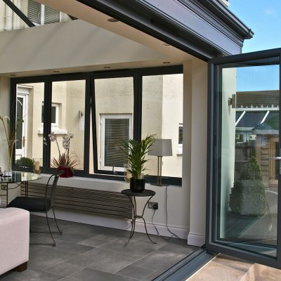 Norfolk BiFold Doors