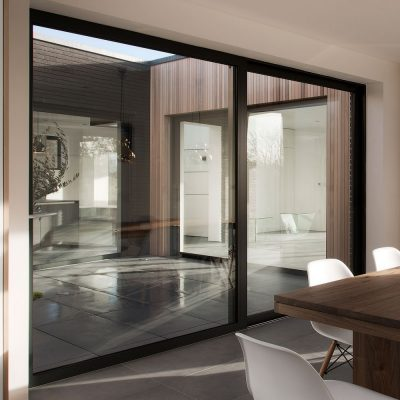 Sliding Aluminium Doors Harleston