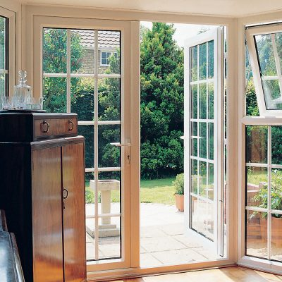 UPVC French Doors Norfolk