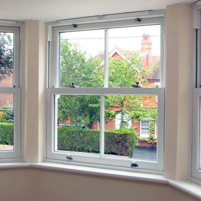 Sliding Sash Windows UPVC