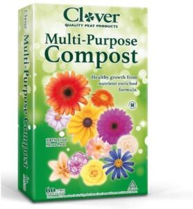 Clover multi-purpose compost 75L bag