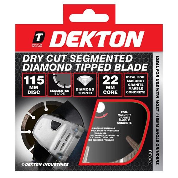 Diamond Tipped Cutting Discs