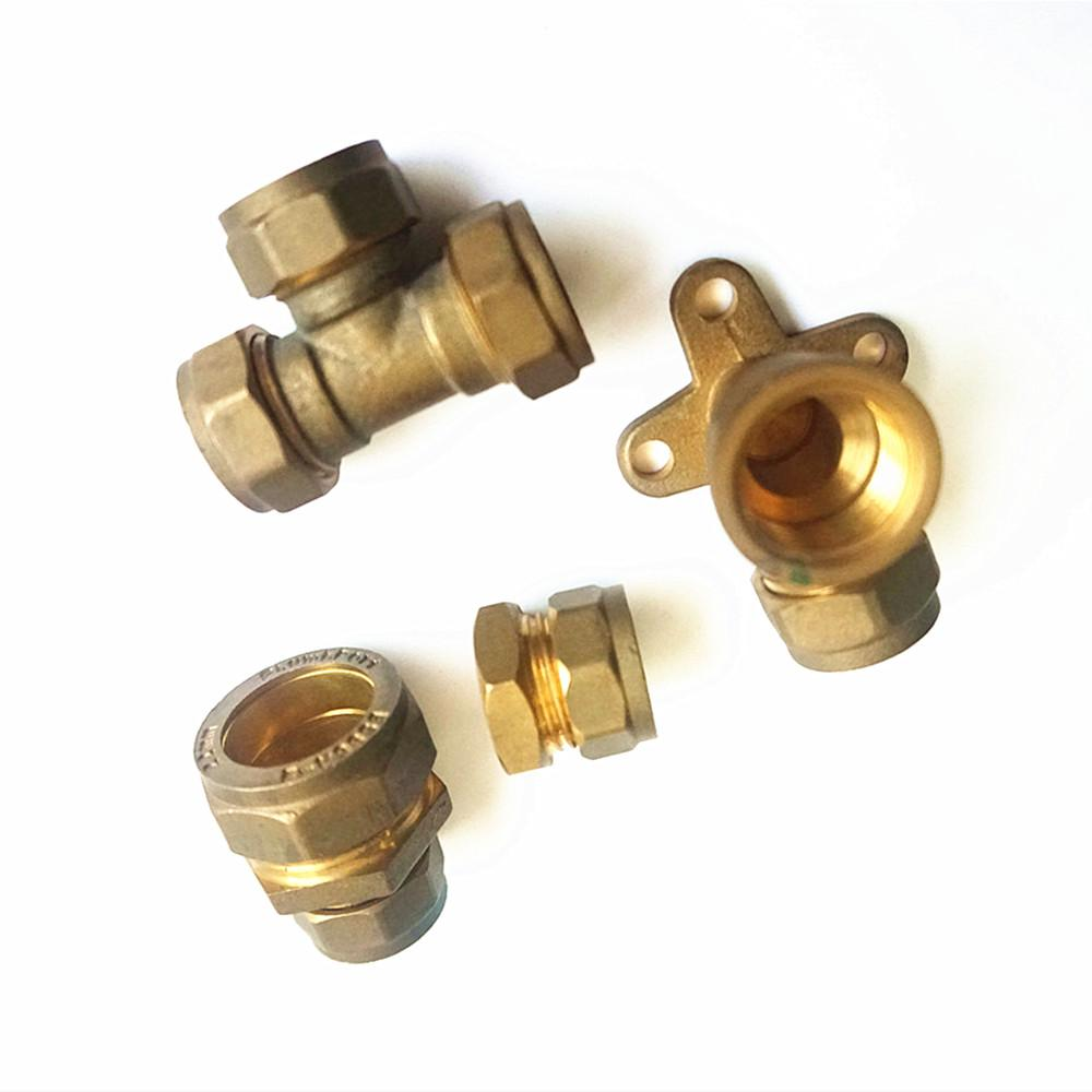 Compression Copper Fittings