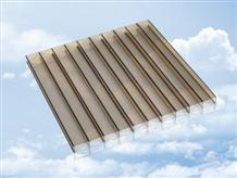 Twin Wall Polycarbonate Roofing Sheets